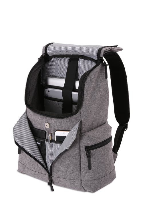 SWISSGEAR 5753 Laptop Backpack - Integrated laptop sleeve