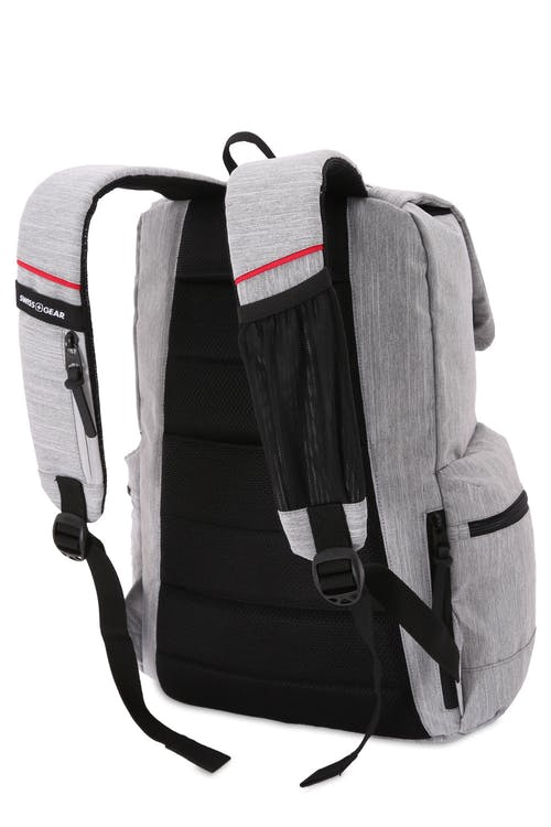72b7cb46735a Swissgear 5753 Laptop Backpack - Breathable mesh back panel