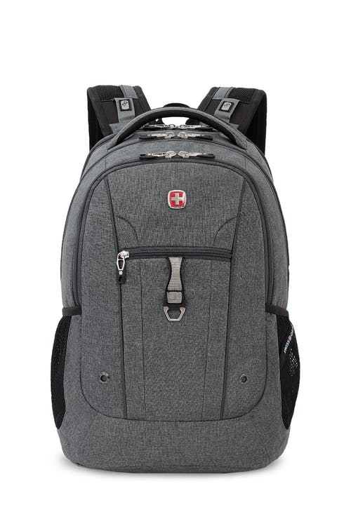 SWISSGEAR 5815 Laptop Backpack Front zippered quick access pocket