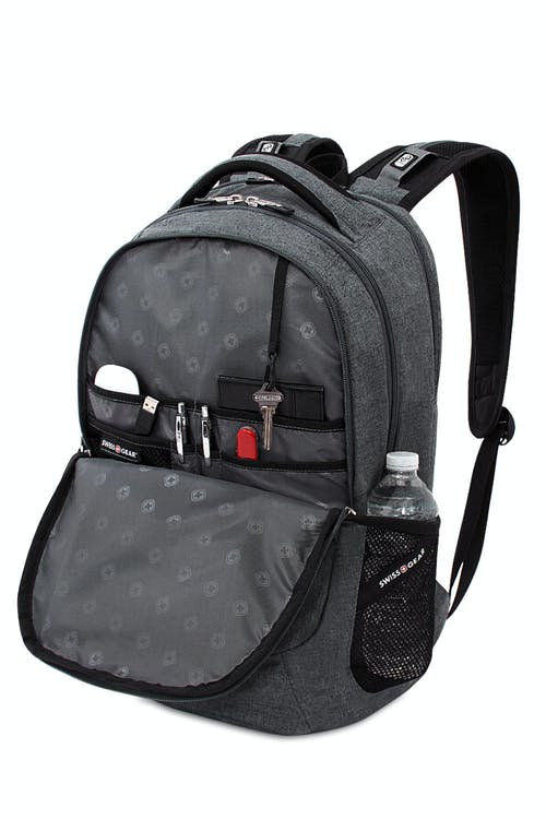 """SWISSGEAR 5815 Laptop Backpack with 15"""" padded computer sleeve"""