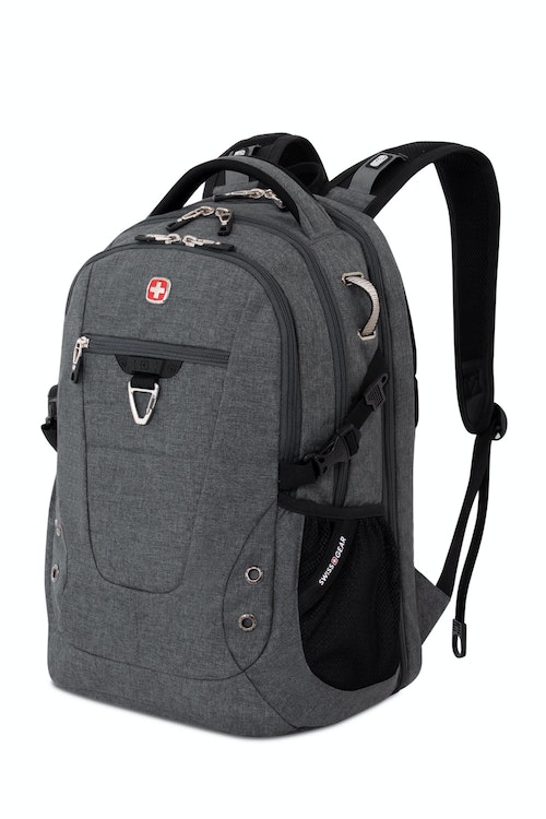 SWISSGEAR 5831 Scansmart Backpack in Heather