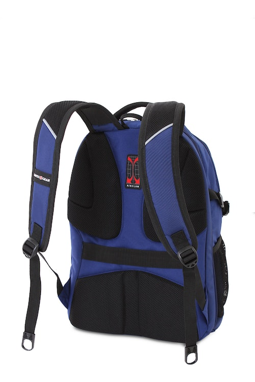 SWISSGEAR 5831 Scansmart Backpack Padded, Airflow back panel