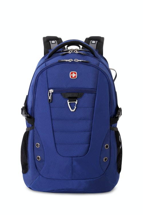 SWISSGEAR 5831 Scansmart Backpack Front zippered quick access pocket
