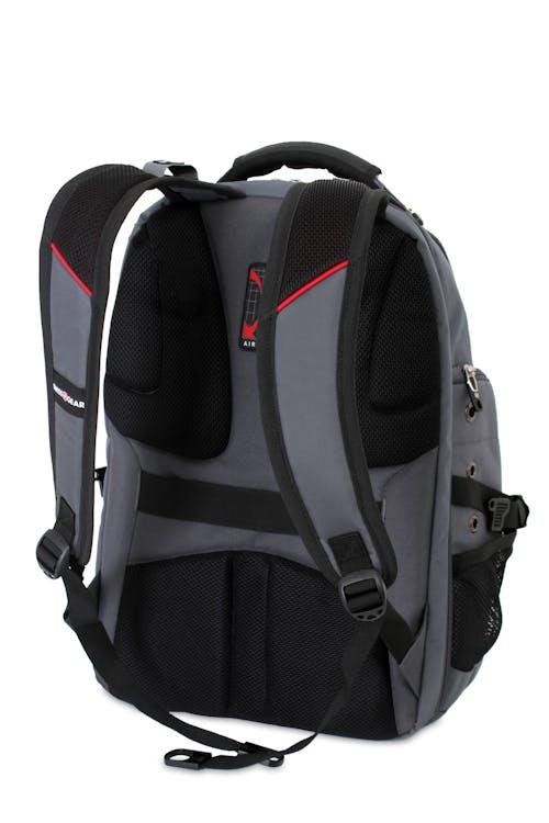 Swissgear 5863 ScanSmart Backpack Padded, Airflow back panel