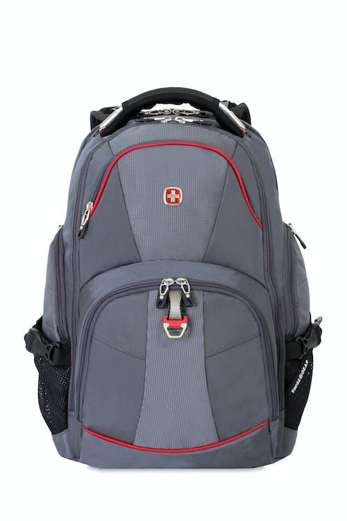 Swissgear 5863 ScanSmart Backpack Side buckled straps