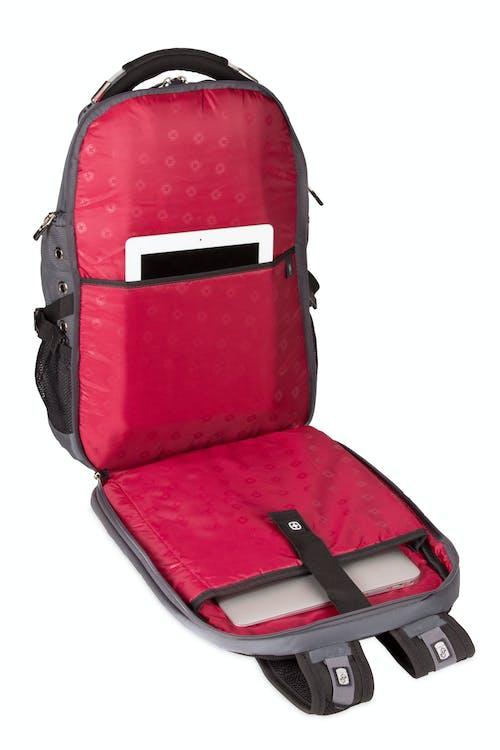SWISSGEAR 5863 ScanSmart Backpack TSA-compatible ScanSmart laptop compartment