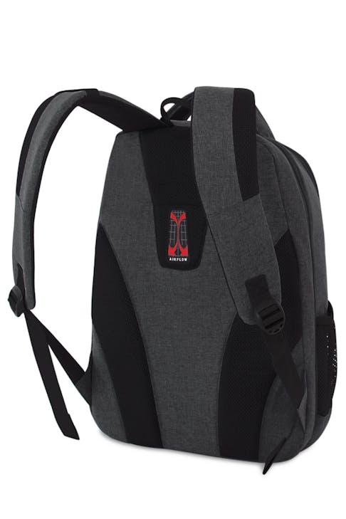 SWISSGEAR 5888 Scansmart Backpack ergonomically contoured, padded shoulder straps