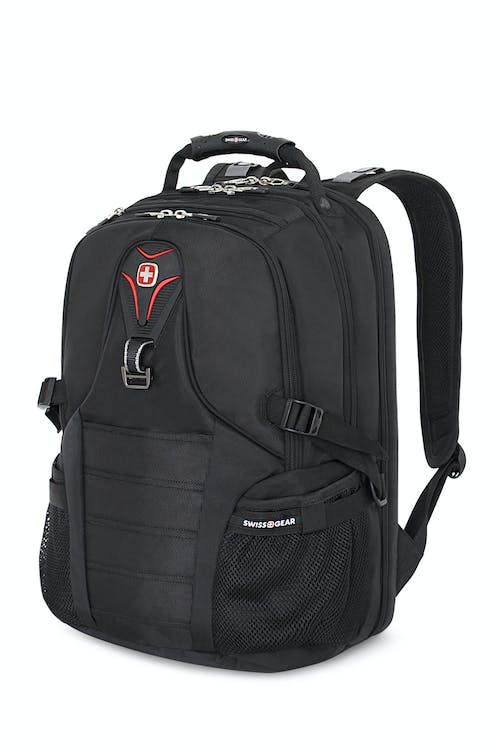 Swissgear 5891 Scansmart Backpack - Black Cod