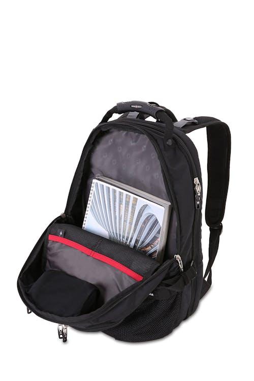 Swissgear 5891 Scansmart Backpack Front quick-access slip pocket