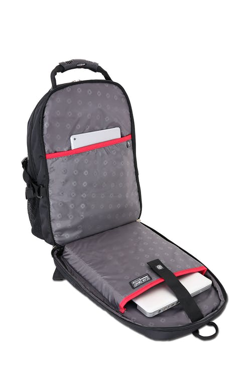 Swissgear 5891 Scansmart Backpack TSA friendly ScanSmart laptop compartment