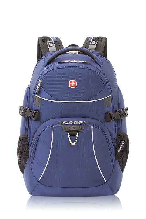 SWISSGEAR 5901 Laptop Backpack Front zippered quick access pocket