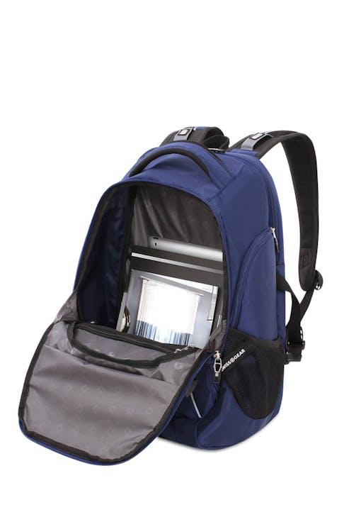 SWISSGEAR 5901 Laptop Backpack Internal zippered cord pouch