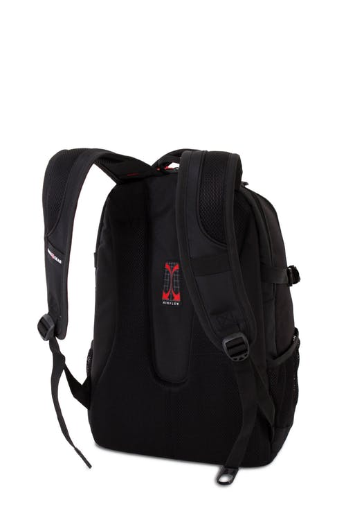 SWISSGEAR 5960 Laptop Backpack Padded, Airflow back panel