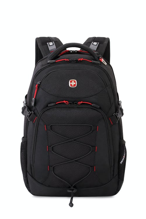 SWISSGEAR 5960 Laptop Backpack Front zippered quick access pocket
