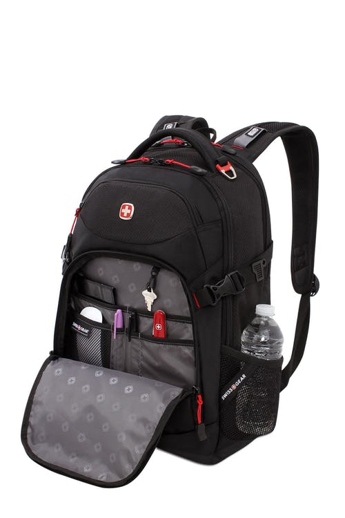 SWISSGEAR 5960 Laptop Backpack Organizer compartment