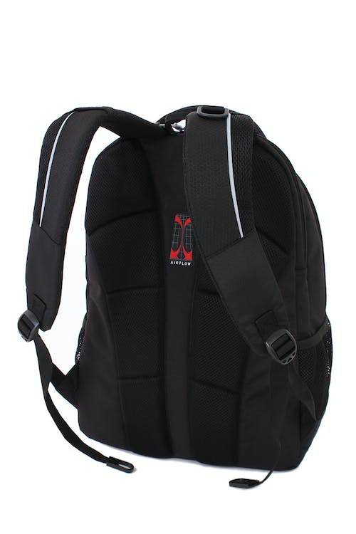 Swissgear 5965 Laptop Backpack Padded, Airflow back panel with mesh fabric