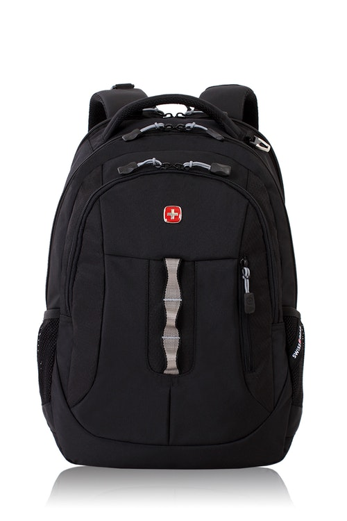Swissgear 5965 Laptop Backpack - Black Cod