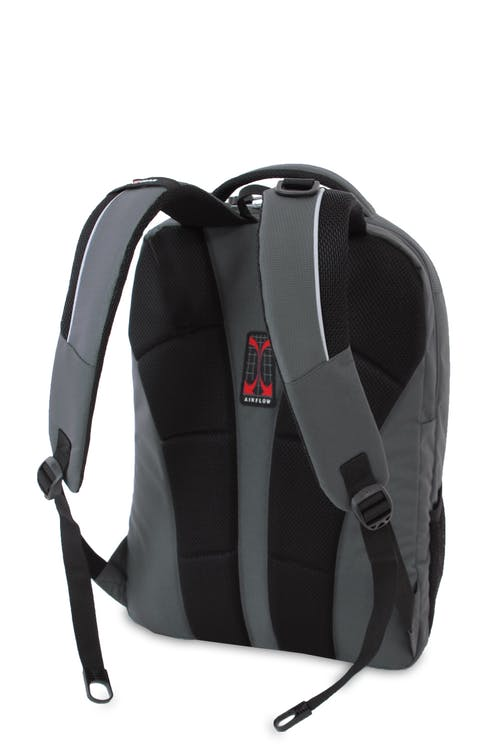 SWISSGEAR 5970 Laptop Backpack Ergonomically contoured, padded shoulder straps