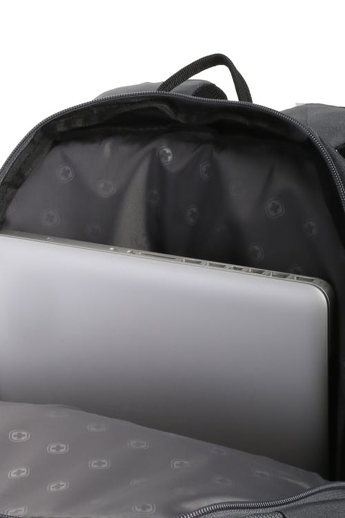 SWISSGEAR 5970 Laptop Backpack Fully padded laptop-only compartment