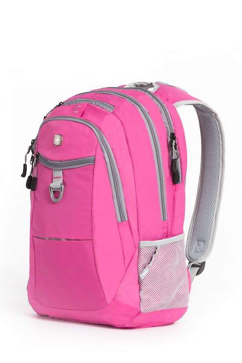 SWISSGEAR 5982 Backpack - Pink/Grey