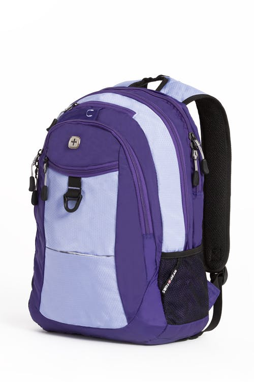 SWISSGEAR 5982 Backpack - Lilac View/Purple