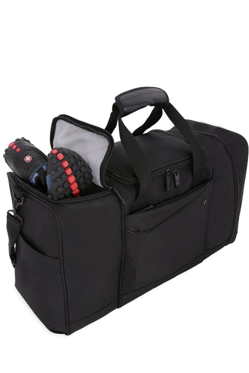 Swissgear 6067 Getaway 2.0 Sport Duffel Bag front compartment