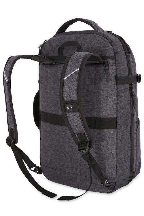 Swissgear 6067 Getaway 2.0 Big Backpack detachable shoulder straps w/ built-in suspension