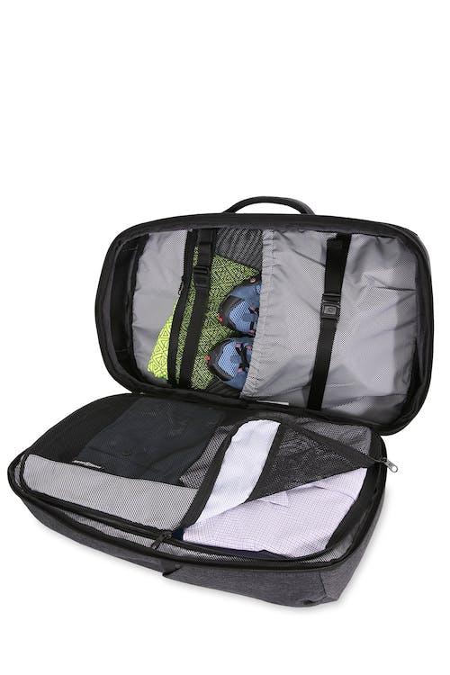 Swissgear 6067 Getaway 2.0 Big Backpack Split case interior
