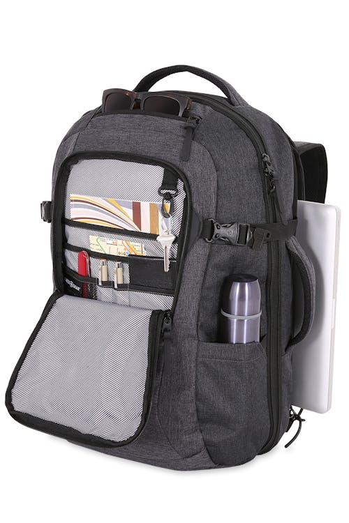 Swissgear 6067 Getaway 2.0 Big Backpack Front organizational compartment