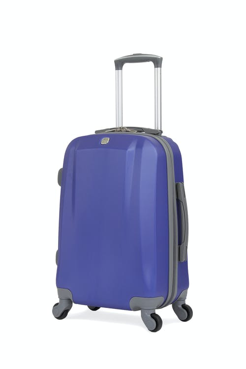 "Swissgear 6072 19"" Carry On Hardside Spinner Luggage"