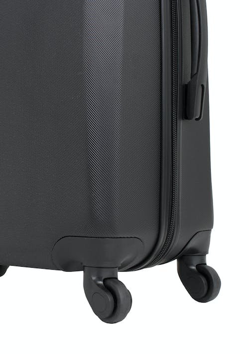 "Swissgear 6072 28"" Hardside Spinner Luggage 360 degree, multi-directional spinner wheels"
