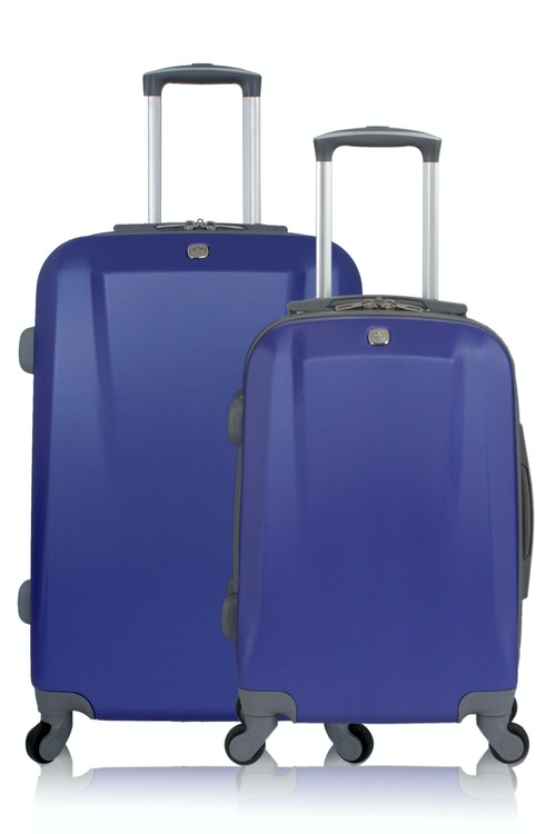 SWISSGEAR 6072 Hardside Spinner Luggage 2pc Set