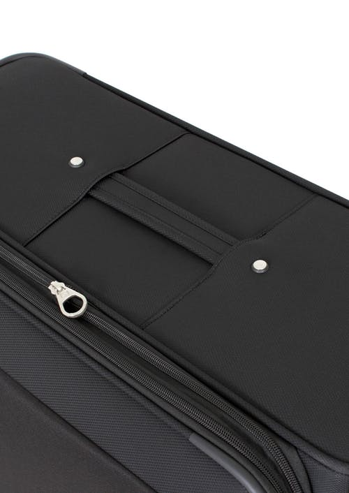 """SWISSGEAR 6126 29"""" DELUXE SPINNER LUGGAGE TOP, SIDE AND BOTTOM HANDLE"""
