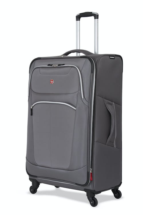 "Swissgear 6133 28"" Expandable Liteweight Spinner Luggage"