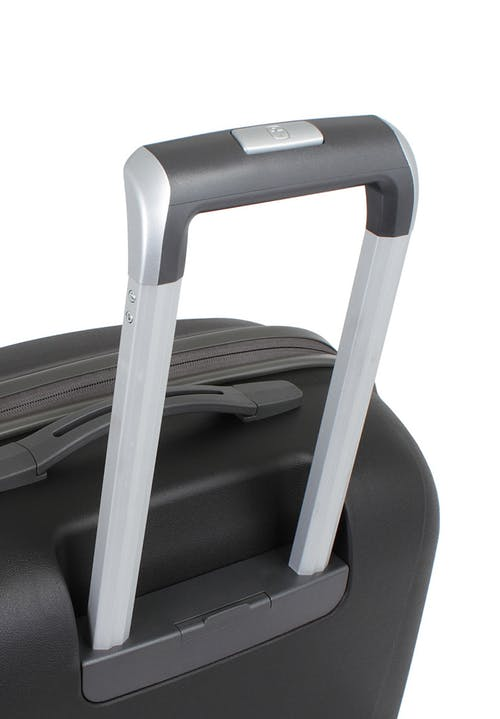 "Swissgear 6150 28"" Hardside Spinner  Luggage push-button locking telescopic handle"