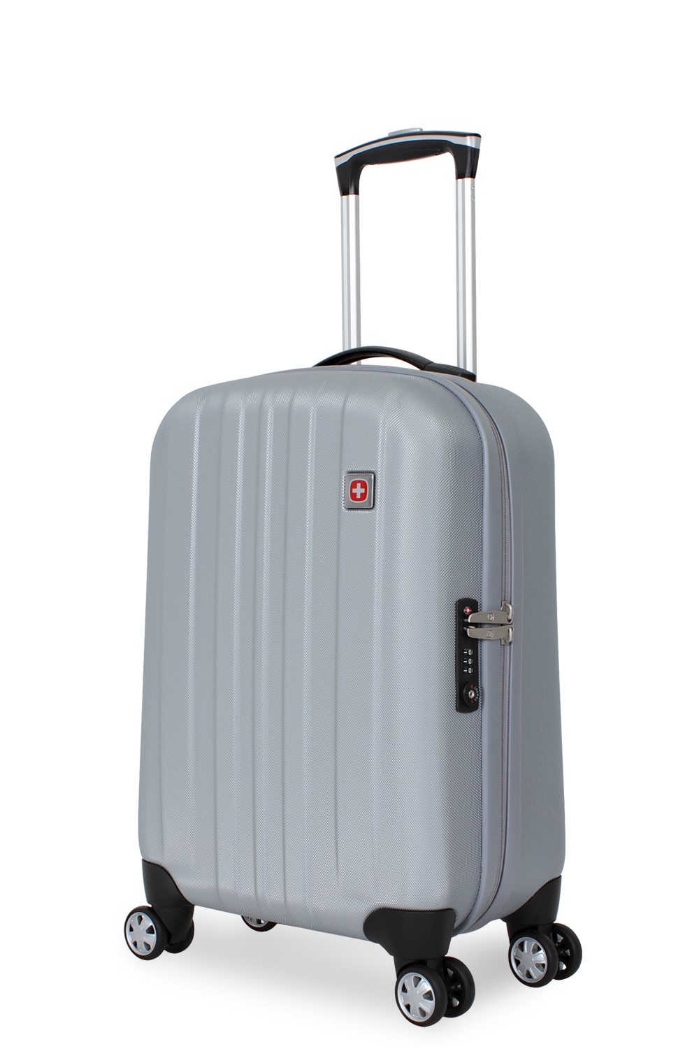 SWISSGEAR 6151 20 Deluxe Hardside Carry-On Spinner Luggage