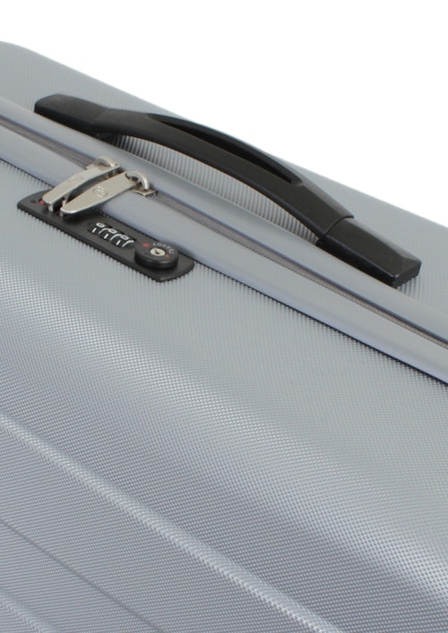 """SWISSGEAR 6151 24"""" DELUXE HARDSIDE SPINNER LUGGAGE ERGONOMICALLY MOLDED CARRY HANDLES"""