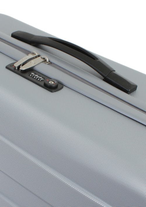 """SWISSGEAR 6151 28"""" DELUXE HARDSIDE SPINNER LUGGAGE ERGONOMICALLY MOLDED CARRY HANDLES"""