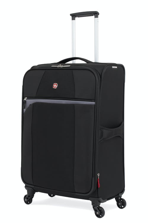 "SWISSGEAR 6165 24.5"" Expandable Liteweight Spinner Luggage"