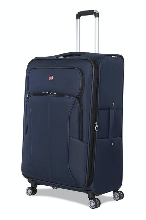 "Swissgear 6182 29"" Expandable Deluxe Spinner Luggage - Blue"