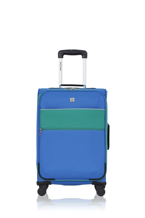 "SWISSGEAR 20"" CARRY-ON SPINNER LUGGAGE"