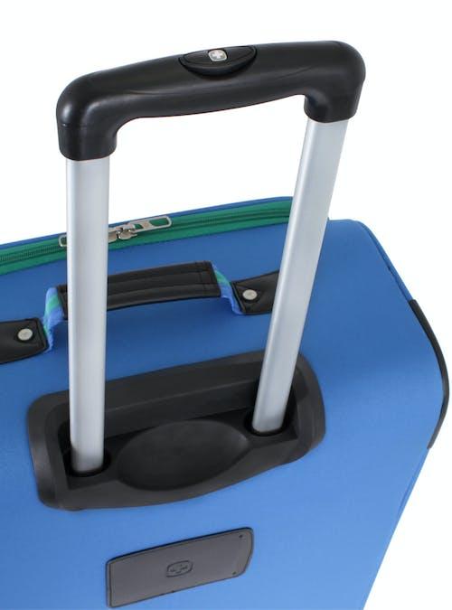 "Swissgear 6186 28"" Spinner Luggage push-button locking telescopic handle"