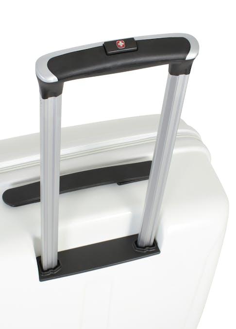 SWISSGEAR 6191 28 Hardside Spinner - White Luggage