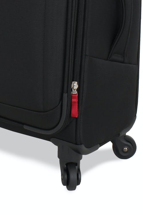 "Swissgear 6208 29"" Expandable Deluxe Spinner Luggage 360 degree, multi-directional spinner wheels"