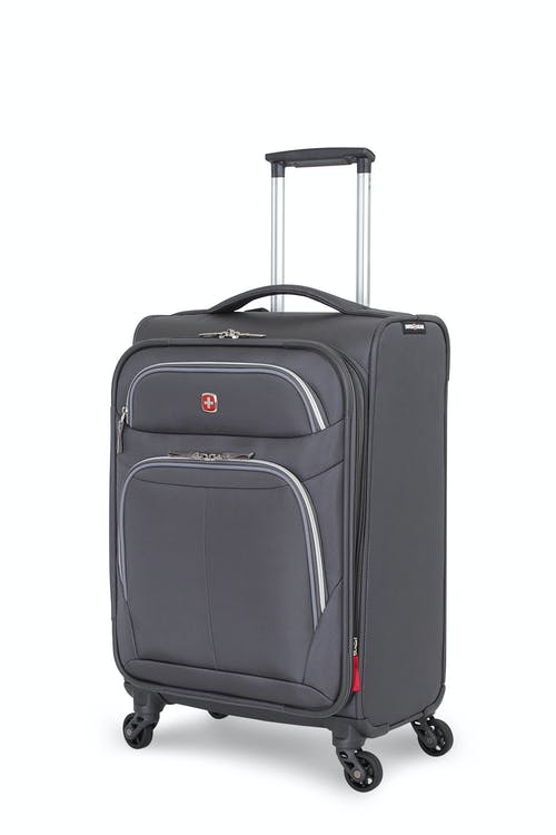 "SWISSGEAR 6270 20"" LITEWEIGHT SPINNER LUGGAGE"