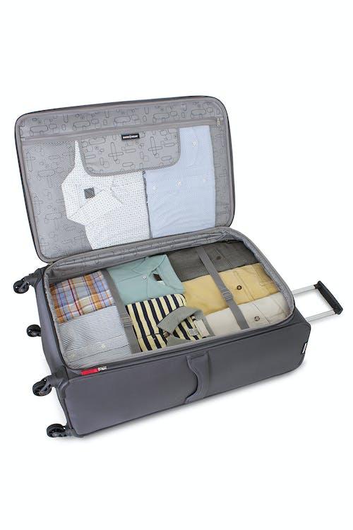 "SWISSGEAR 6270 Expandable Liteweight Spinner Luggage 29"" Expandable Liteweight Spinner"