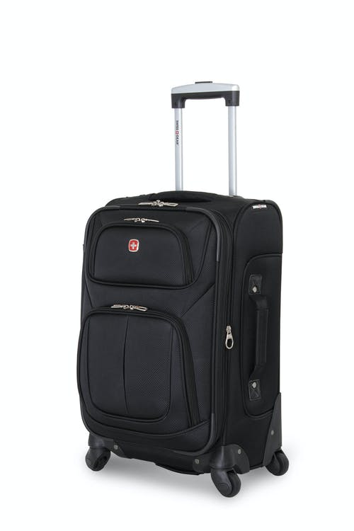 Swissgear 6283 21 Expandable Carry On Spinner Luggage