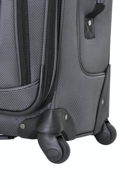SWISSGEAR 6283 EXPANDABLE SPINNER LUGGAGE 360 DEGREE SPINNER WHEELS