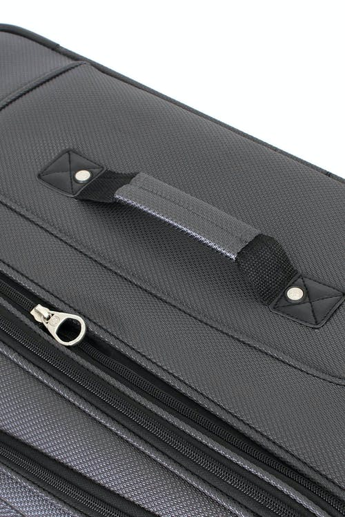 """SWISSGEAR 6283 28"""" EXPANDABLE SPINNER LUGGAGE SPINNER LUGGAGE EXPANDS"""