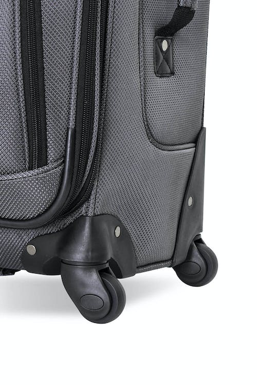Swissgear 6283 Expandable Spinner Luggage multi-directional spinner wheels